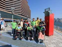 Handicapped-Tourist-Friendly Hong Kong