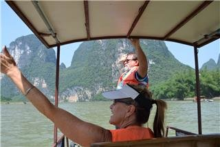 Li River Cruise vs Bamboo Raft — An Australian Expat's View