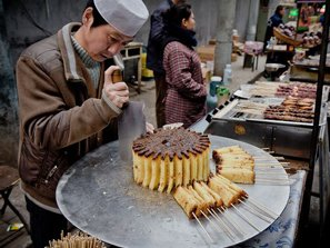 Muslim Food Street — One of the Best in China