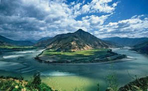 Attractions along the Yangtze River