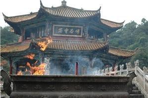 Yuantong Temple in Kunming