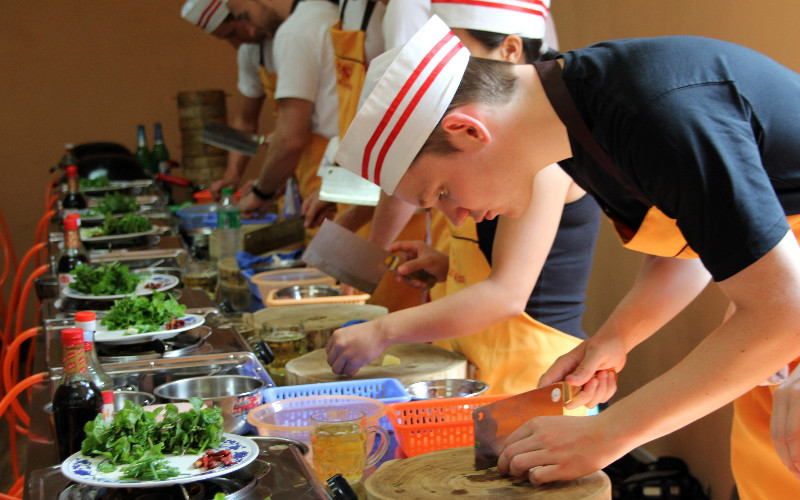 Learn Cooking in Yangshuo