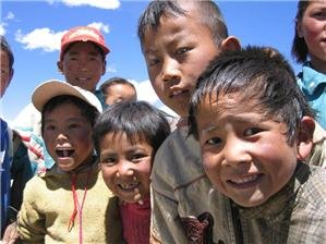 Seeing Tibet with Children in Tow!
