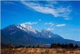 The Jade Dragon Snow Mountain(Yak Meadow)