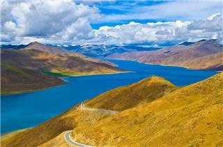 Lhasa to Shigatse - Fantastic Natural Scenery