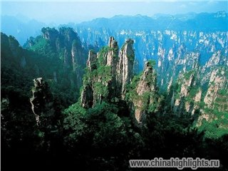 Top China Tourist Destinations for 2014