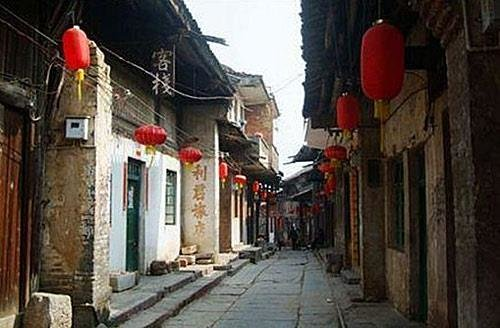 Guilin Daxu Ancient Town, A Quiet and Rural Town in Guilin
