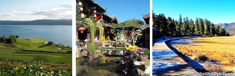 Hong Kong, Kunming, Lijiang, and Shangri-La Tour