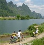 Explore Yangshuo Countryside by eBike