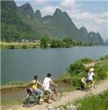 Explore Yangshuo Countryside by eBike