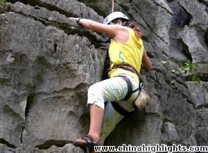 Yangshuo Climbing Festival