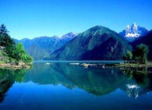 Nine Sacred Lakes in Tibet