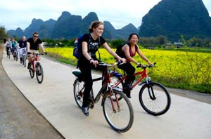 travel china by bike
