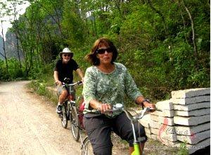 Chengdu Biking