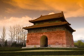 The Ming Tombs in Beijing