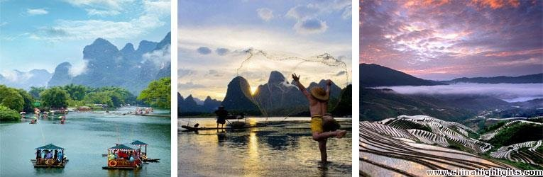 Guilin & Yangshuo Memories Tour From Hong Kong