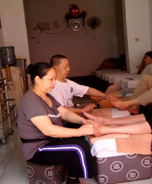 Massage in Chengdu