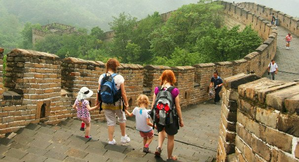 Beijing Family Tour Great Wall
