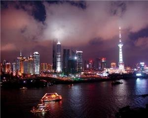 Enjoying Shanghai's Waterfront
