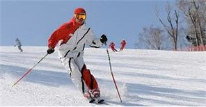 Popular Ski Sites around Shanghai
