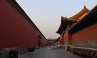 Beijing Forbidden City