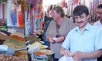 kashgar bazaar xinjiang
