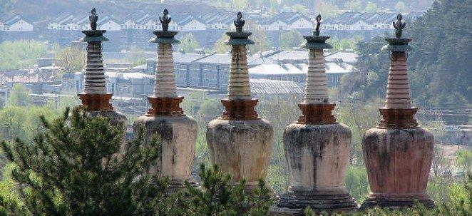 Putuozongcheng Temple in Chengde