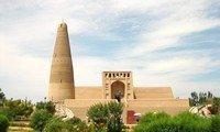 suleiman minaret xinjiang