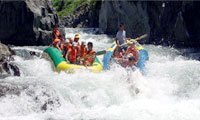 the wupai river rafting