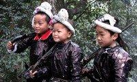 Basha miao village Guizhou