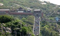 taishan mountain taian