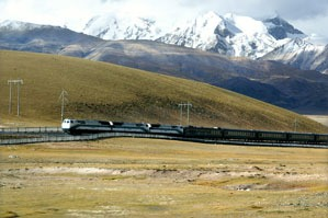 Xining - Lhasa Train