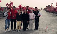 Tour to Xian Ancient City Wall