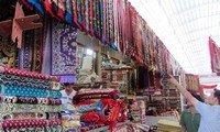 xinjiang bazaar