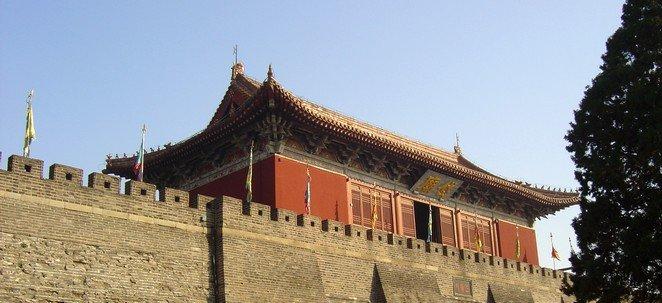 Shandong Qufu Confucius Temple