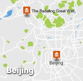 bj-40 Beijing Map