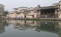 Tour to Hongcun