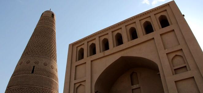 Xinjiang Suleiman Minaret