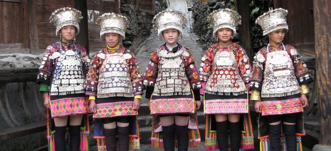 Guizhou Datang Short Skirt Village