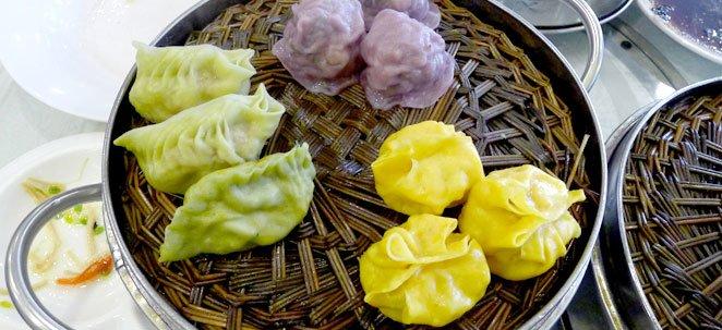 xi'an dumplings