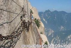 Challenge Yourself with China's Five Cliff Paths