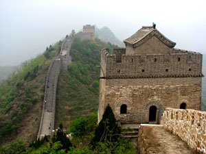 watchtower, Huangyaguan Great Wall