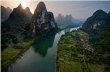 Li River Cruise from Guilin to Yangshuo.
