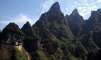 hunan zhangjiajie scenic area