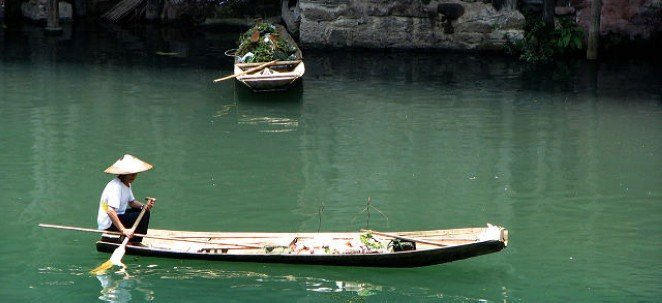Hunan Fenghuang Ancient Town