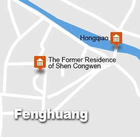 fh-1 Fenghuang map