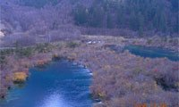 Tour to Jiuzhaigou