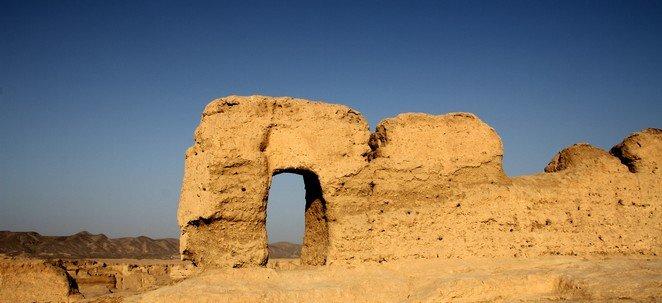 Jiaohe Ruins Xinjiang