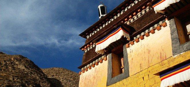 Labrang Monastery Xiahe Qinghai