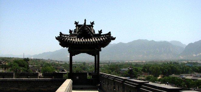 Wang Family Courtyard Shanxi Pingyao